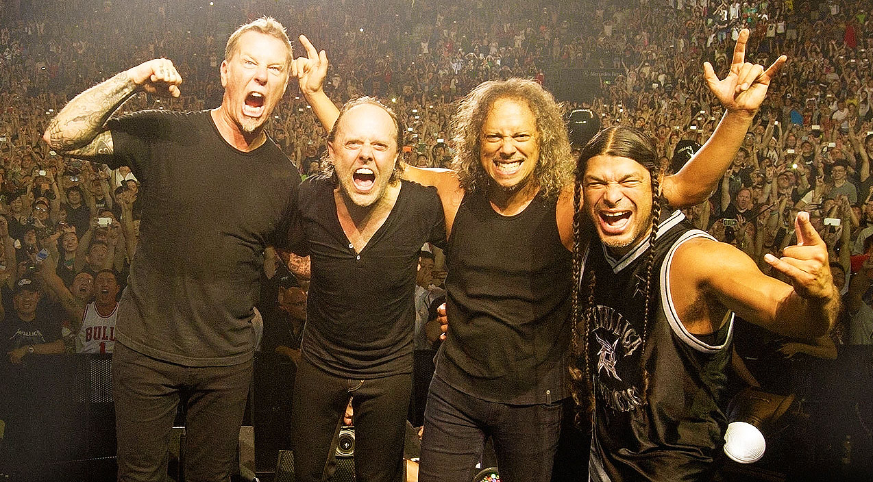 breaking metallica officially announce dates for their 2017 world tour are they stopping by. Black Bedroom Furniture Sets. Home Design Ideas
