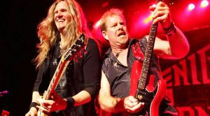 "Night Ranger ""Don't Let Up"" On Their Brand New Single From Their Upcoming Album!"