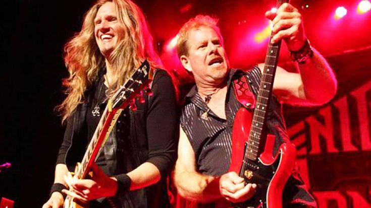 """Night Ranger """"Don't Let Up"""" On Their Brand New Single From Their Upcoming Album! 