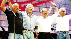 Rumor Has It That Pink Floyd Could Finally Reunite For One More Show At Glastonburry!