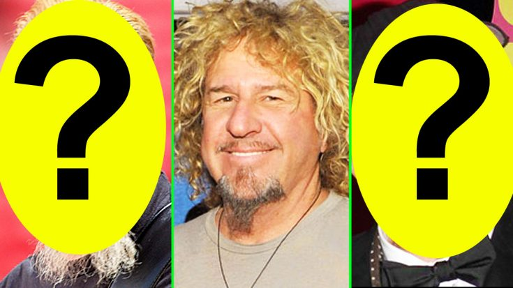 """Season 2 Of Sammy Hagar's """"Rock & Roll Road Trip"""" Is Coming, And The Special Guest List Is Insane! 