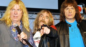 British Metal Parody Band Spinal Tap Reunites…To Sue Record Label!—Wait, What!?