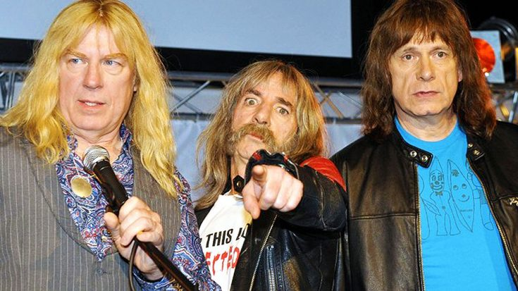 British Metal Parody Band Spinal Tap Reunites…To Sue Record Label!—Wait, What!? | Society Of Rock Videos