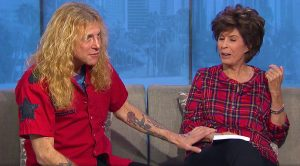 Steven Adler Sits Down With His Mother And Opens Up In Emotional Interview About his Dark Past