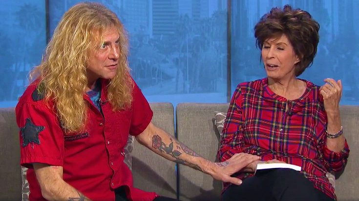 Steven Adler Sits Down With His Mother And Opens Up In Emotional Interview About his Dark Past | Society Of Rock Videos