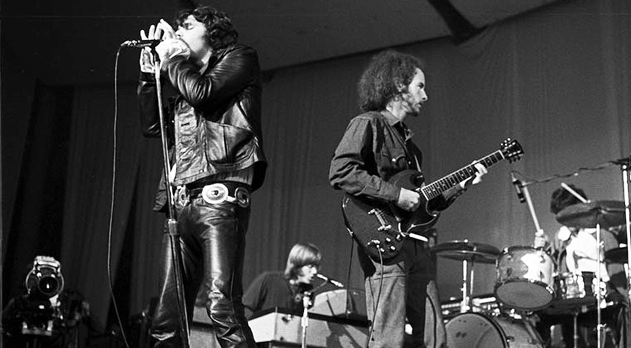 Rare Exclusive Live Recording Of The Doors Twentieth