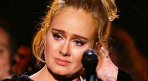 Adele Messes Up Grammy Tribute To George Michael – See The Moment She Knew Something Was Wrong