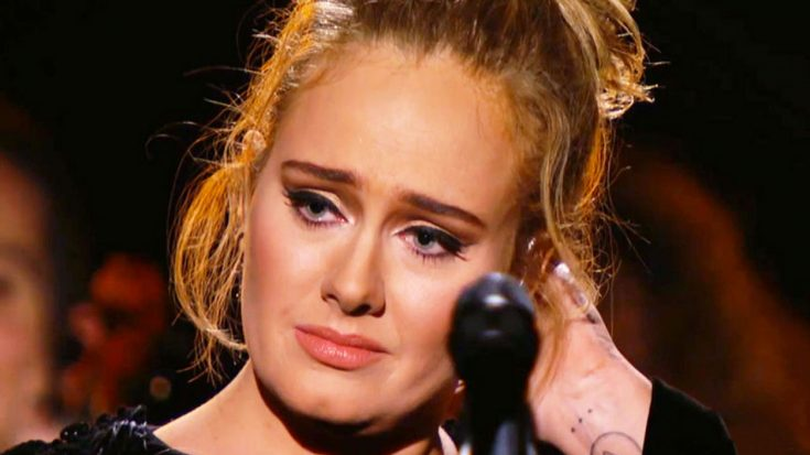 Adele Messes Up Grammy Tribute To George Michael – See The Moment She Knew Something Was Wrong | Society Of Rock Videos