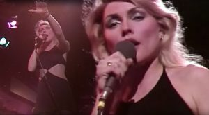 "Rock Rewind: 34-Year-Old Debbie Harry Dazzles Late Night TV With ""One Way Or Another"""