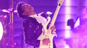 Bruno Mars Turns The Grammys Purple In Honor Of Prince, And Doves Won't Be The Only Ones Crying