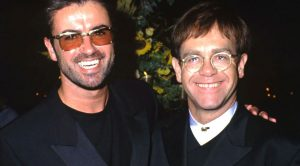 Elton John Offers Up Heartfelt, Emotional Glimpse Into A Side Of George Michael That Few Knew Existed