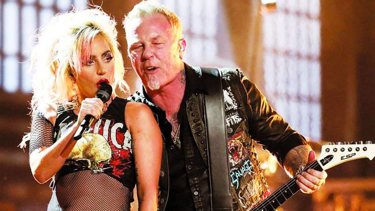 After That Chaotic Metallica/Lady Gaga Performance, The Grammys Finally Muster Up A Response | Society Of Rock Videos