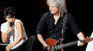 In 2011, Lady Gaga Teamed With Brian May For A Performance That Fans Went Crazy About For Days!
