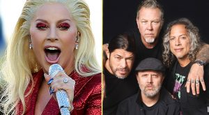 Metallica And Lady Gaga Gear Up For Explosive Grammys Duet – Wait, What?!