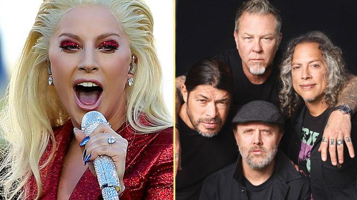 Metallica And Lady Gaga Gear Up For Explosive Grammys Duet – Wait, What?! | Society Of Rock Videos