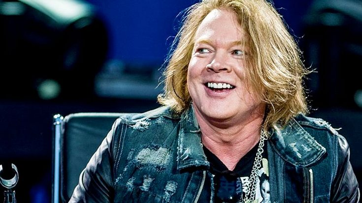 There's A Chance Someone Special Could Be Joining Guns N' Roses Onstage This Weekend… | Society Of Rock Videos