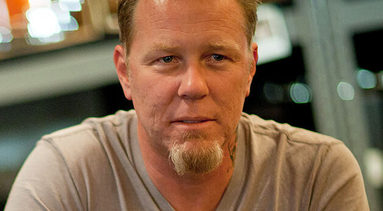 bad news for metallica s james hetfield society of rock. Black Bedroom Furniture Sets. Home Design Ideas