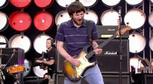 Red Hot Chili Peppers Guitarist Plays One Opening Riff, And This Crowd Goes Loses Their Damn Minds!