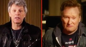 Hilarious Superbowl Ad Shows Jon Bon Jovi, Conan O'Brien, And Many Others Nerd Out To Tom Brady!