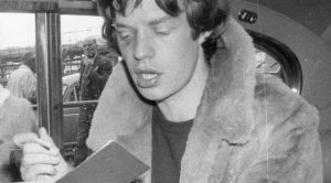So, Apparently Mick Jagger Wrote A Book…Too Bad You'll Never Get To Read It
