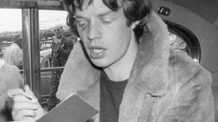 So, Apparently Mick Jagger Wrote A Book…Too Bad You'll Never Get To Read It | Society Of Rock Videos