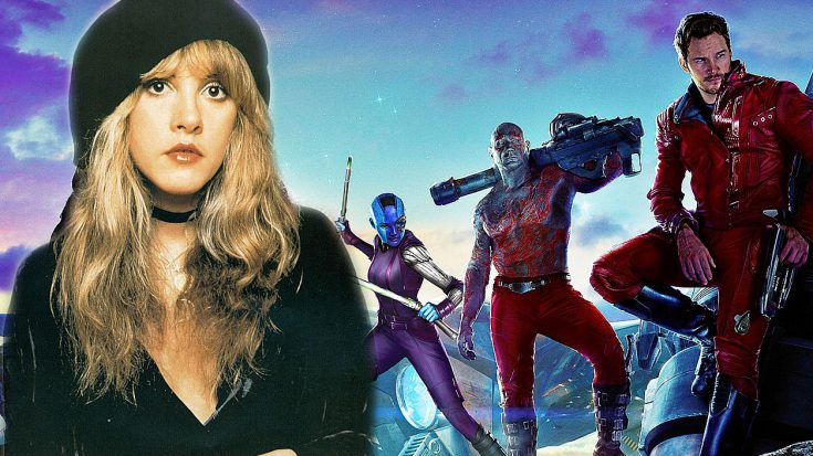 Looks Like Fleetwood Mac Got A Spot In The New 'Guardians Of The Galaxy' Trailer And It Sounds Epic! | Society Of Rock Videos