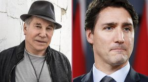 Apparently, Canadian Prime Minister Justin Trudeau Is Not A Fan Of Paul Simon, In Fact, He Despises Him…