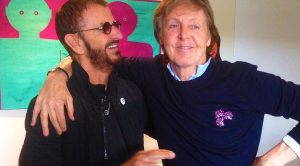 Ringo And Paul Are In The Studio, And We're Dying To Know What These Beatles Are Cookin' Up