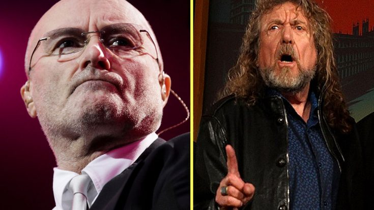 Don't Blame Phil Collins For Led Zeppelin's Live Aid Show – Blame This Instead   Society Of Rock Videos