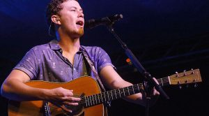 "Country Superstar Scotty McCreery Wins The Day With Fun, Faithful Cover Of The Eagles' ""Take It Easy"""