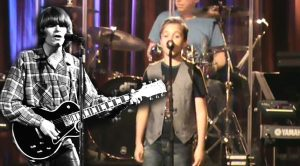 12-Year-Old Boy Takes Centerstage To Sing Cover Of 'Fortunate Son' That Would Make CCR Proud!