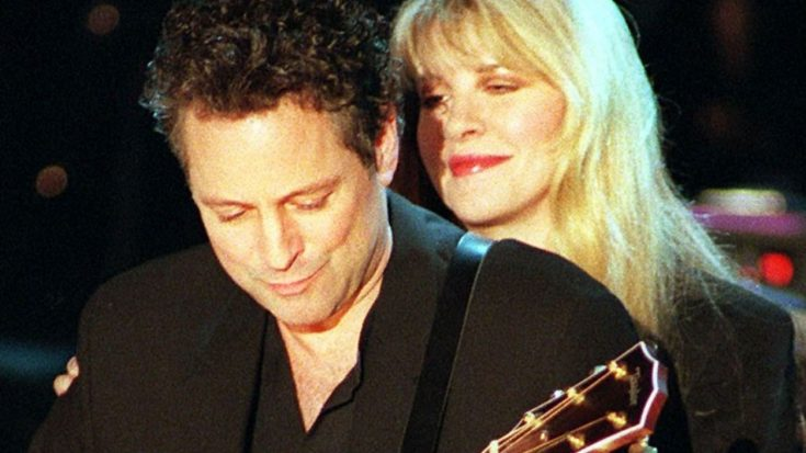 "Stevie Nicks Joins Lindsey Buckingham For ""Never Going Back Again"" – The Chemistry Is Off The Charts 