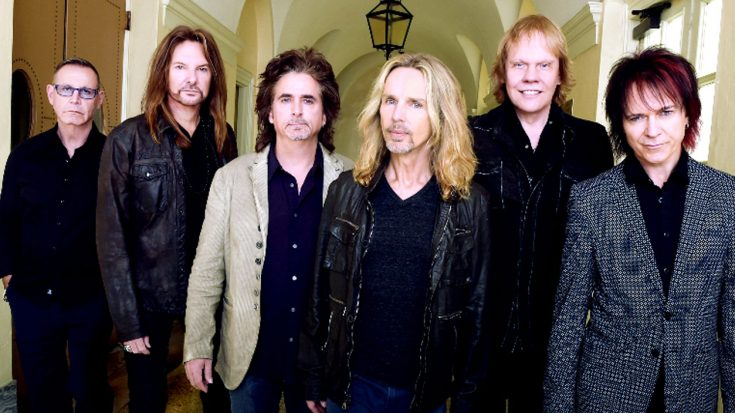 Uh Oh! Looks Like Styx Find Themselves In Legal Trouble, But The Reason Why Is Totally Ironic! | Society Of Rock Videos