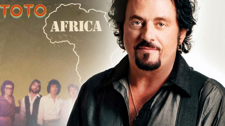 """Bluegrass Legend Offers Twangy Cover Of Toto's """"Africa,"""" And We Love Steve Lukather's Reaction   Society Of Rock Videos"""
