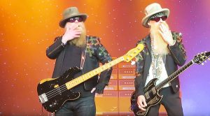 ZZ Top Kick Off Tour In Epic Fashion With Kick-Ass Performance Of La Grange & Tush!