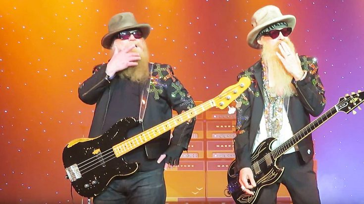 ZZ Top Kick Off Tour In Epic Fashion With Kick-Ass Performance Of La Grange & Tush! | Society Of Rock Videos