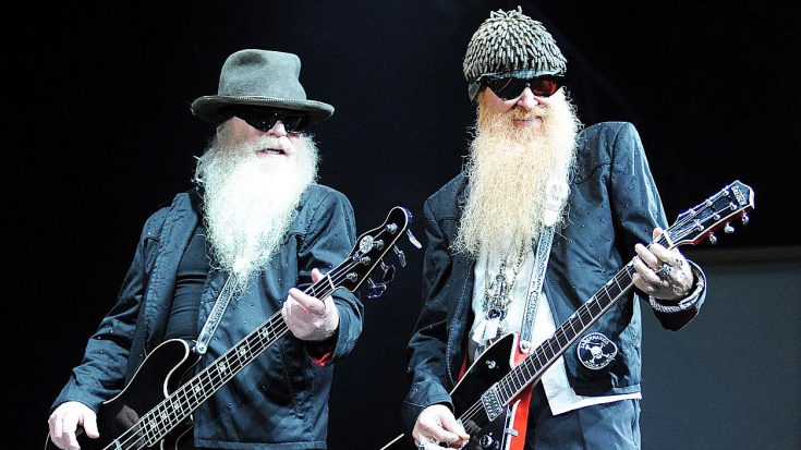 zz top money