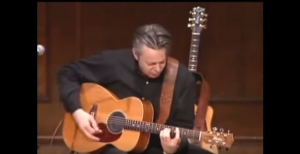 Tommy Emmanuel's Live Performance Confirms He Is Not From This World