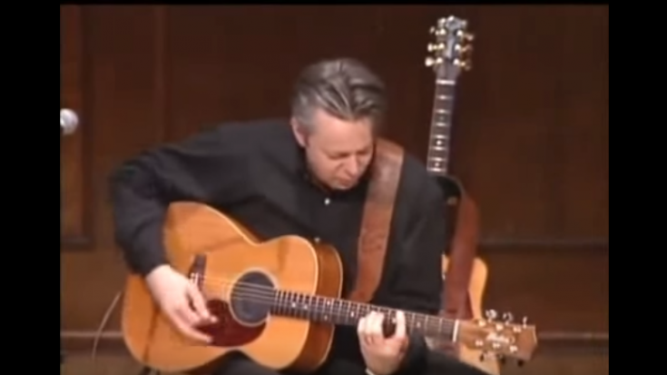 Tommy Emmanuel's Live Performance Confirms He Is Not From This World | Society Of Rock Videos