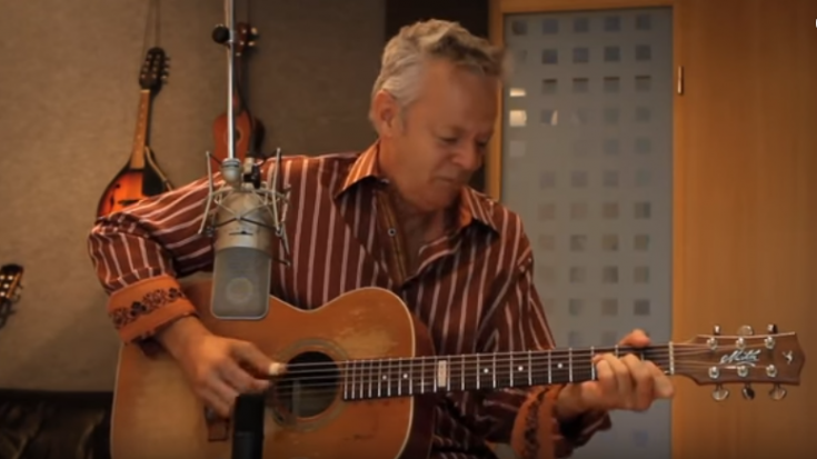 Tommy Emmanuel's Cover Of Classical Gas by Mason Williams Will Leave You Breathless | Society Of Rock Videos