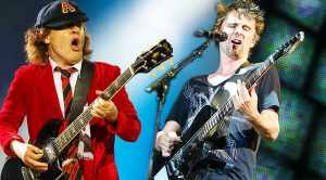Muse Pay Homage To AC/DC, And Treat Australia To Phenomenal Cover Of 'Back In Black'!