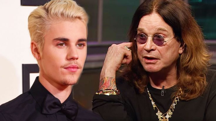 Ozzy Osbourne Is Asked About Justin Bieber During An Interview, And His Response Is Legendary! | Society Of Rock Videos