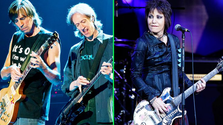 Boston And Joan Jett Plot Epic Sumer Tour You Won't Want To Miss—See If They're Coming To Your City! | Society Of Rock Videos