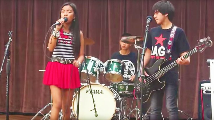 "Young Rockers Take The Stage And Wows Audience With Fantastic ""Sweet Child O' Mine"" Cover! 