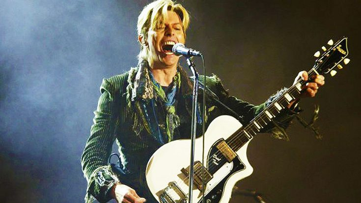 Big News For David Bowie Fans—You Can Now Own A Piece Of Bowie's History! Here's How… | Society Of Rock Videos