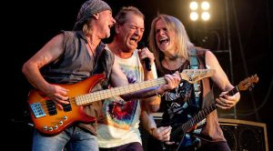 "Deep Purple Resurrect True Classic Rock With Their Brand New Single ""All I Got Is You""!"