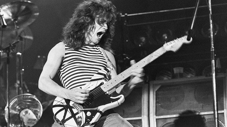 Rare Audio Surfaces Of Van Halen Covering Black Sabbath, and The Who In Concert Back In 1978! | Society Of Rock Videos