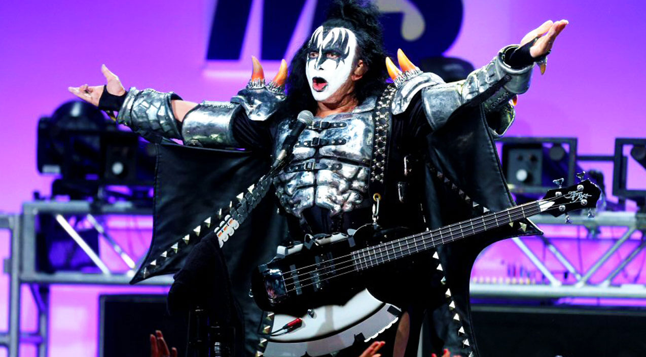 Watch Footage Of Gene Simmons' New Solo Act Perform For The First Time—They Sound Incredible!   Society Of Rock