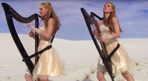 Harp Twins Rework Metallica's 'Enter Sandman' Into An Elegant Masterpiece, And It's Absolutley Beautiful!