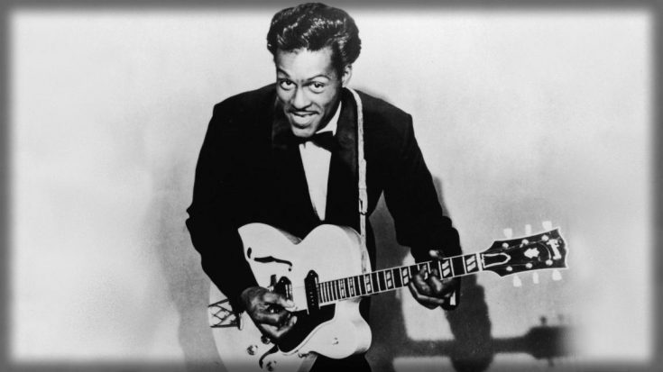 Breaking: Chuck Berry, Rock N' Roll Pioneer, Dead At 90 | Society Of Rock Videos